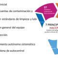 Siete (Principios HACCP + Pasos Pilar Mantenimiento Autónomo)